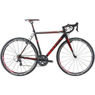 Cube Cross Race Pro 2014, black/red - Crossrad