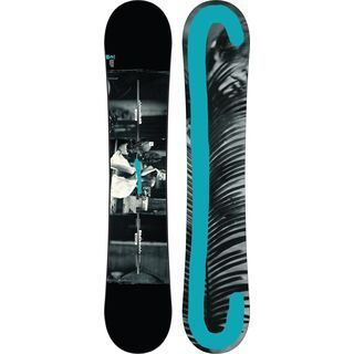 Set: Burton Custom Twin Flying V 2017 +  Mission EST (1712892)