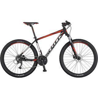 Scott Aspect 750 2017, black/white/red - Mountainbike