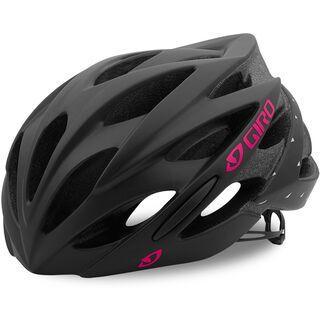 Giro Sonnet MIPS, mat black/bright pink - Fahrradhelm