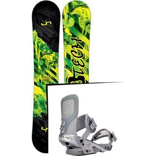 Set: Lib Tech Sk8 Banana 2017 + Ride Rodeo LTD (1487161S)