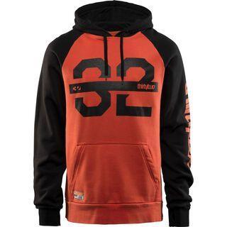 Thirtytwo Marquee Pullover Scott Stevens, orange - Hoody