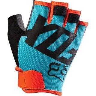 Fox Ranger Short Glove, aqua - Fahrradhandschuhe