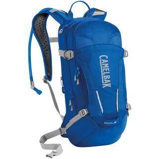 Camelbak M.U.L.E. - Trinkrucksack, lapis blue / silver