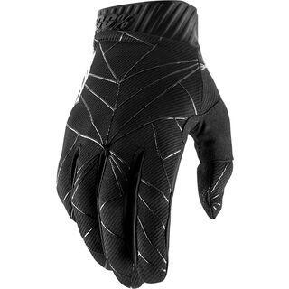 100% Ridefit Glove black/white