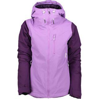 WearColour Cake Jacket, lavendel - Snowboardjacke