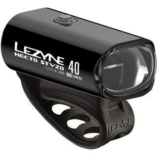Lezyne Hecto Drive StVZO 40, black - Beleuchtung