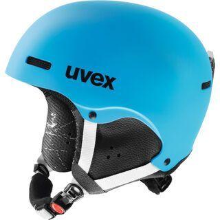 uvex hlmt 5 junior, blue mat - Skihelm