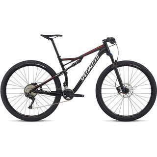 Specialized Epic FSR Comp 29 2017, black/white/red - Mountainbike