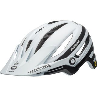 Bell Sixer MIPS Fasthouse, white/black - Fahrradhelm