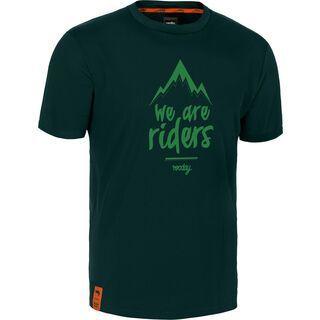 Rocday MTN Jersey, dark green - Radtrikot