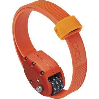 Otto DesignWorks Ottolock Cinch Lock - 46 cm, orange - Fahrradschloss