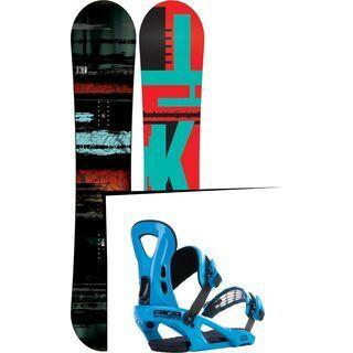 Set: K2 Raygun 2016 + Ride LX (1178200S)