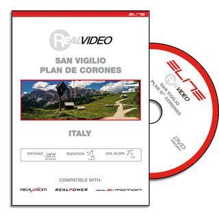 Elite DVD für RealAxiom und RealPower - San Vigilio-Plan de Corones - DVD