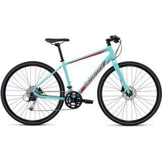 Specialized Vita Sport 2017, turquoise/red/black - Fitnessbike