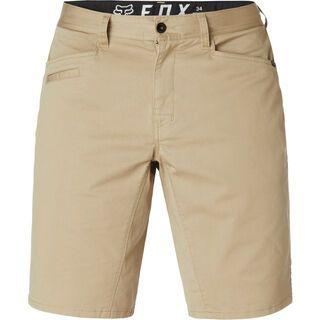 Fox Stretch Chino Short, sand - Shorts