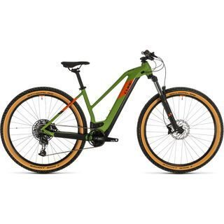 Cube Reaction Hybrid EX 625 29 Trapeze 2020, green´n´orange - E-Bike
