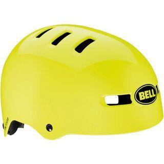 Bell Faction, hi-vis yellow - Fahrradhelm