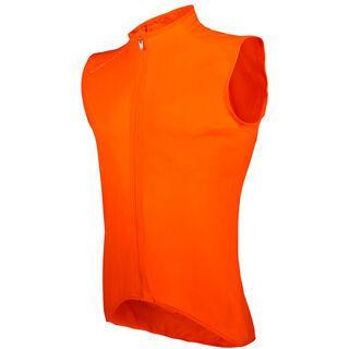 POC AVIP Women's Light Wind Vest, zink orange - Radweste