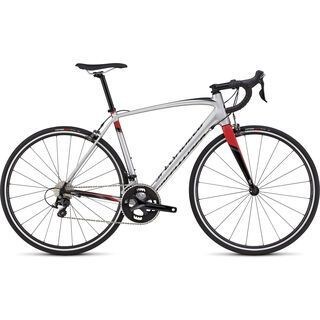Specialized Allez DSW SL Comp 2016, brushed/black/red - Rennrad