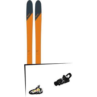 Set: DPS Skis Wailer 99 2018 + La Sportiva TR2 LS (2038473S)