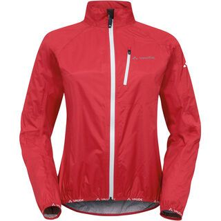 Vaude Women's Drop Jacket III, red - Radjacke
