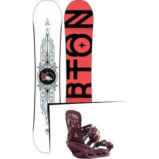 Set: Burton Talent Scout 2019 +  Escapade (2218435S)