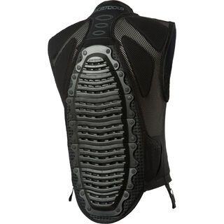Icetools Spine Jacket STD, black - Protektorenweste