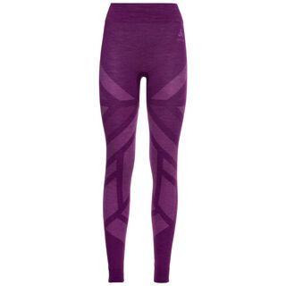 Odlo Women's Natural + Kinship Warm Leggings, charisma melange