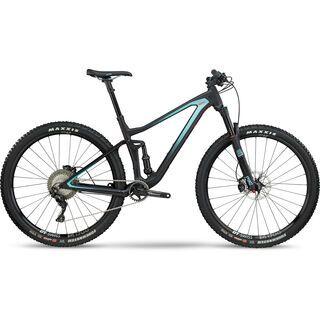 BMC Speedfox 02 Two 27.5 2018, black blue - Mountainbike