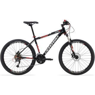 Cannondale Trail 5 2014, schwarz - Mountainbike