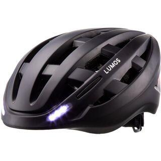 Lumos Kickstart Lite Helmet (refreshed), charcoal black - Fahrradhelm
