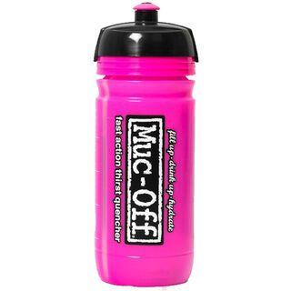 Muc-Off Wasserflasche 550 ml, pink - Trinkflasche