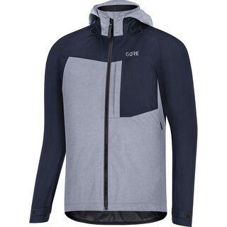 Gore Wear C5 Gore-Tex Trail Kapuzenjacke, orbit blue - Radjacke