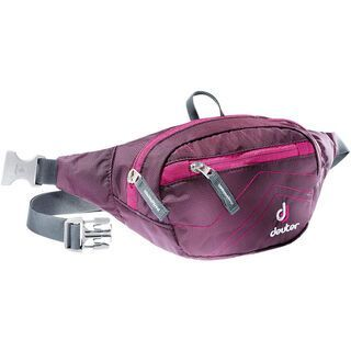 Deuter Belt I, aubergine magenta - Hüfttasche