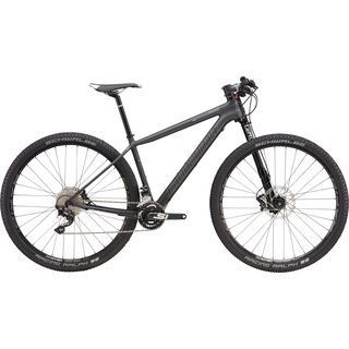 Cannondale F-SI Carbon 4 29 2016, black/silver - Mountainbike