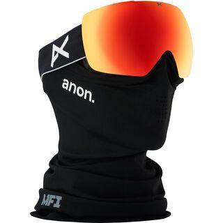 Anon MIG MFI, black/Lens: sonar red - Skibrille