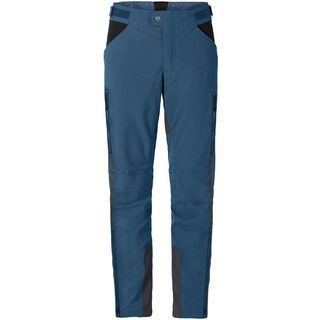 Vaude Men's Qimsa Softshell Pants II, fjord blue - Radhose
