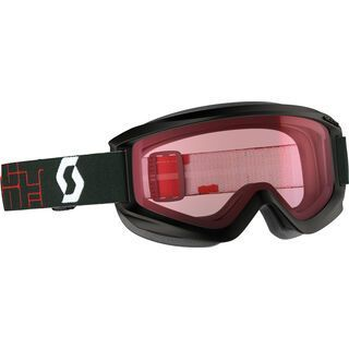 Scott Jr Agent, black/Lens: amplifier - Skibrille