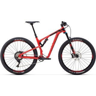 Rocky Mountain Element Alloy 50 2018, black/red - Mountainbike