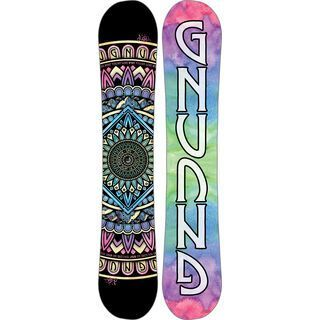 Gnu Eco Choice 2017 - Snowboard