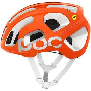 POC Octal AVIP MIPS, orange/hydrogen white - Fahrradhelm