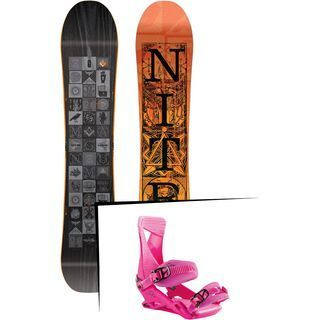 Set: Nitro Magnum 2019 + Nitro Zero muted brights series raspberry