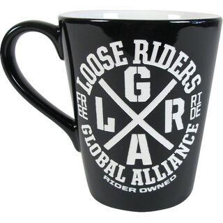 Loose Riders Cup Alliance, black - Tasse
