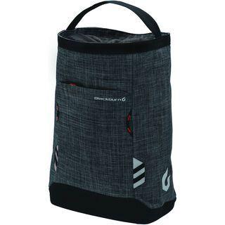 Blackburn Central Shopper´s Bag, charcoal - Fahrradtasche