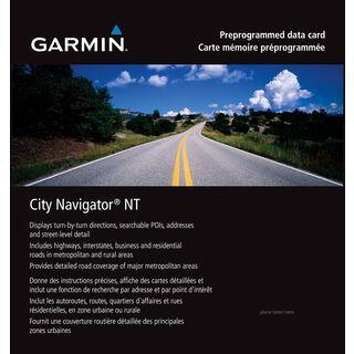 Garmin CityNavigator North America NT - Canada only (microSD) - Karte