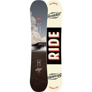 Ride Burnout Wide 2016 - Snowboard