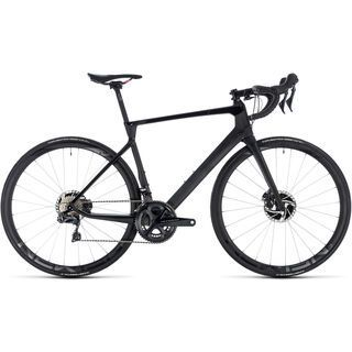 Cube Agree C:62 SLT Disc 2018, carbon´n´black - Rennrad