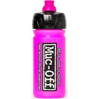 Muc-Off Pink Elite Ombra Water Bottle - 550 ml - Trinkflasche