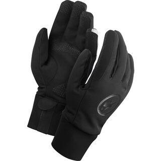 Assos Assosoires Ultraz Winter Gloves blackseries